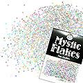 MysticFlakes ホロシルバー ヘキサゴン 1mm 0.5g
