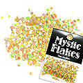 MysticFlakes ホロゴールド サークル 2mm 0.5g