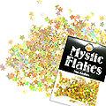 MysticFlakes ホロゴールド スター 0.5g
