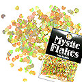 MysticFlakes ホロゴールド ミニハート 0.5g