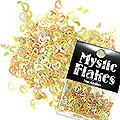 MysticFlakes ホロゴールド ハート&ムーン 0.5g