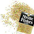 MysticFlakes ホロゴールド ヘキサゴン 1mm 0.5g