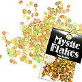 MysticFlakes ホロゴールド ヘキサゴン 2.5mm 0.5g