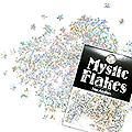 MysticFlakes ホロスパークシルバー スター 0.5g
