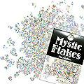 MysticFlakes ホロスパークシルバー ハート 0.5g