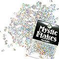 MysticFlakes ホロスパークシルバー フラワー 0.5g