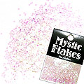 MysticFlakes カメレオンクリアピンク サークル 1mm 0.5g