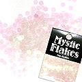 MysticFlakes カメレオンクリアピンク ヘキサゴン 2.5mm 0.5g