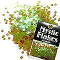 MysticFlakes カメレオンワインレッド サークル 2mm 0.5g