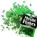 MysticFlakes カメレオンブルーグリーン バタフライ 0.5g