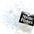 MysticFlakes カメレオンクリアブルー サークル 2mm 0.5g
