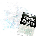 MysticFlakes カメレオンクリアブルー ハート&ムーン 0.5g
