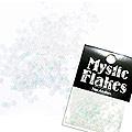 MysticFlakes カメレオンクリアブルー フラワー 0.5g