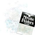 MysticFlakes カメレオンクリアブルー バタフライ 0.5g