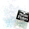 MysticFlakes カメレオンクリアブルー ティアドロップ 0.5g