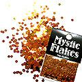 MysticFlakes カメレオンゴールドグリーン サークル 2mm 0.5g