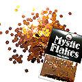 MysticFlakes カメレオンゴールドグリーン フラワー 0.5g