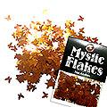 MysticFlakes カメレオンゴールドグリーン バタフライ 0.5g