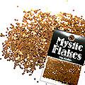 MysticFlakes カメレオンゴールドグリーン ヘキサゴン 1mm 0.5g