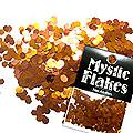 MysticFlakes カメレオンゴールドグリーン ヘキサゴン 2.5mm 0.5g