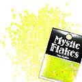 MysticFlakes ルミネイエロー スター 0.5g