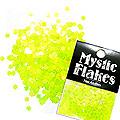 MysticFlakes ルミネイエロー フラワー 0.5g