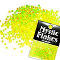 MysticFlakes ルミネイエロー ヘキサゴン 2.5mm 0.5g