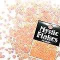 MysticFlakes ルミネオレンジ ティアドロップ 0.5g