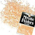 MysticFlakes ルミネオレンジ ヘキサゴン 1mm 0.5g