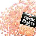 MysticFlakes ルミネオレンジ ヘキサゴン 2.5mm 0.5g