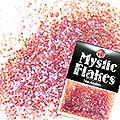MysticFlakes ルミネパープル サークル 1mm 0.5g