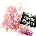 MysticFlakes ルミネパープル ハート 0.5g