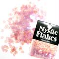 MysticFlakes ルミネパープル ミニハート 0.5g