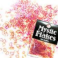 MysticFlakes ルミネパープル ハート&ムーン 0.5g