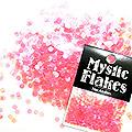 MysticFlakes ルミネピンク サークル 2mm 0.5g