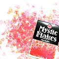 MysticFlakes ルミネピンク ハート 0.5g