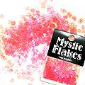 MysticFlakes ルミネピンク ミニハート 0.5g