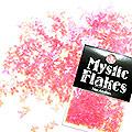 MysticFlakes ルミネピンク バタフライ 0.5g