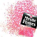 MysticFlakes ルミネピンク ヘキサゴン 1mm 0.5g