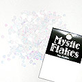 MysticFlakes パステルホワイト ヘキサゴン 2.5mm 0.5g