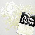 MysticFlakes パステルヴァイオレット スター 0.5g