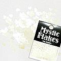 MysticFlakes パステルヴァイオレット ハート 0.5g