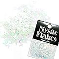 MysticFlakes パステルグリーン バタフライ 0.5g