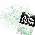 MysticFlakes パステルグリーン ヘキサゴン 2.5mm 0.5g