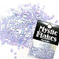 MysticFlakes パステルパープル サークル 2mm 0.5g
