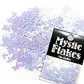 MysticFlakes パステルパープル バタフライ 0.5g