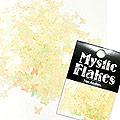 MysticFlakes パステルイエロー バタフライ 0.5g