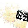 MysticFlakes パステルイエロー ティアドロップ 0.5g