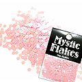 MysticFlakes パステルピンク フラワー 0.5g