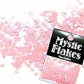 MysticFlakes パステルピンク ティアドロップ 0.5g
